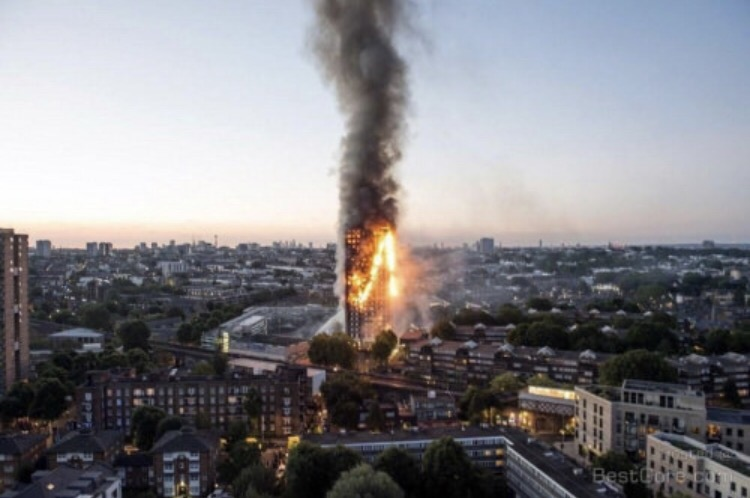 Grenfell : Neglect, Shock and the Idea Some Lives Are Worth More Than Others ByGrehan