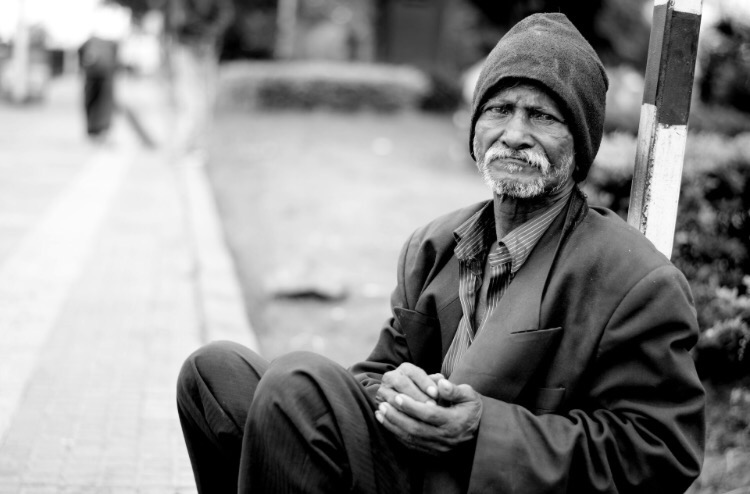 When You See A Homeless Person, What Do You See? By EddieLuigi