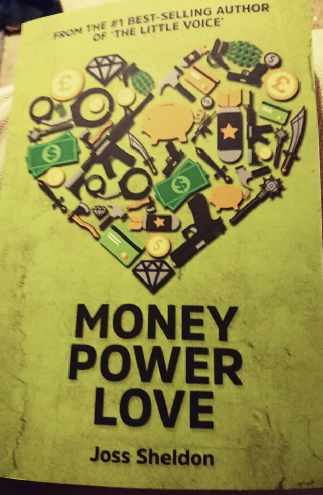 Lisa Mulholland- The Avenger Review: Money Power Love by Joss Sheldon