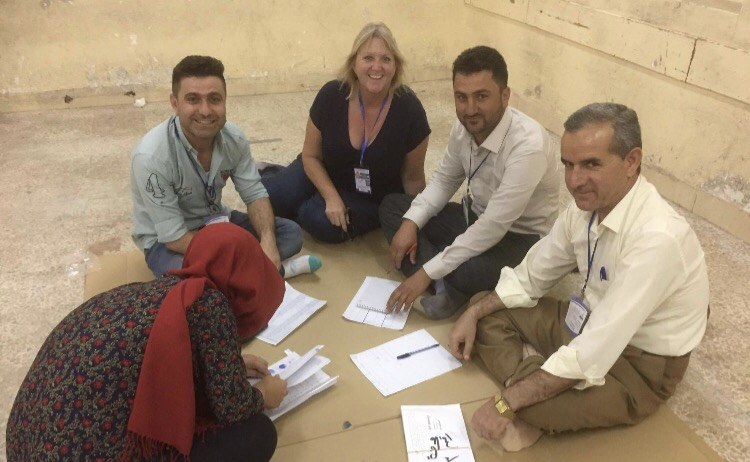 A View From Kurdistan By Cllr Karen Constantine