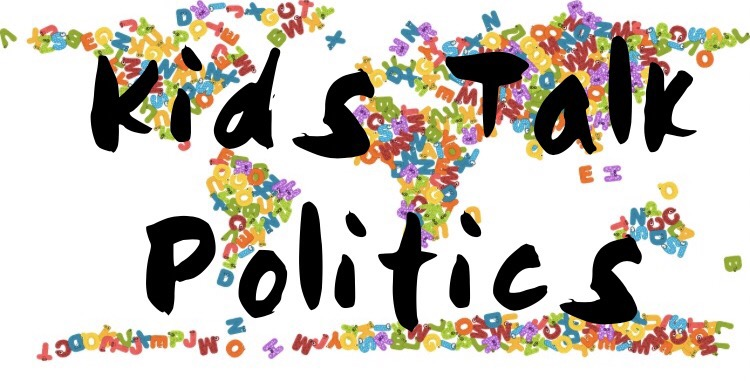 Kids Talk Politics And Put The World To Rights – By The Avenger Kids