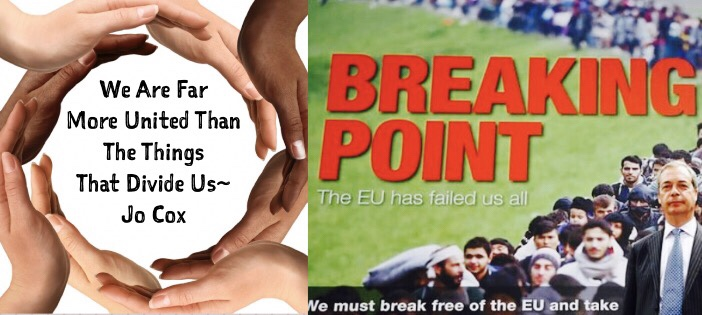 Brexit – How UKIP Turned The Reasonable  Debate Into A Poisonous Sagittate By Ex UKIP Adviser Sarinder JoshuaDuroch