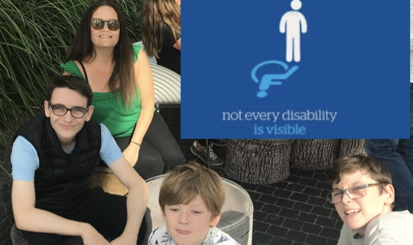 Why Today is A Day of Celebration and Victory For People With Invisible Disabilities By Lisa Mulholland